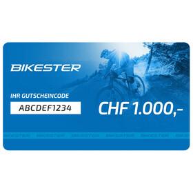 Bikester Geschenkgutschein CHF 1000